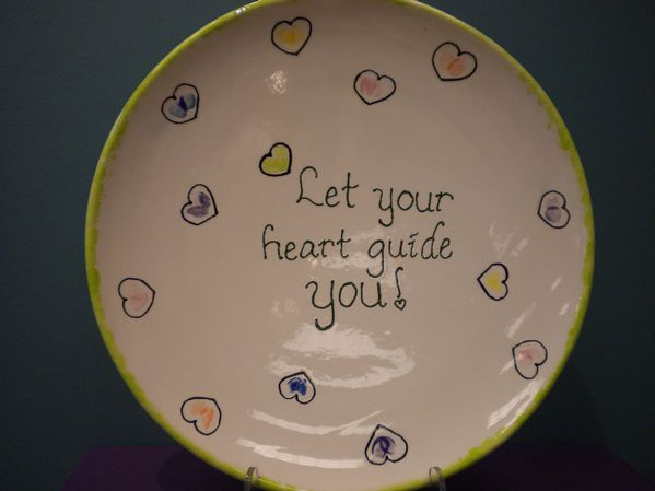 Let Your Heart Guide You!